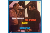 Schallplatte Gerry Mulligan/Paul Desmond Quartet - Blues in Time (Spiral Records) im Test, Bild 1