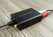 D/A-Wandler Goldkabel 24 Bit/96 kHz im Test, Bild 1