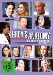 DVD Film Grace Anatomy 6.1 / Private Practice Season 3 (Walt Disney) im Test, Bild 1