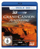 Blu-ray Film Grand Canyon Adventure 3D (EuroVideo) im Test, Bild 1