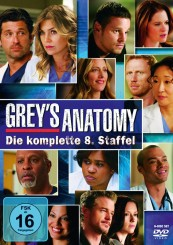 DVD Film Grey´s Anatomy - Season 8 (Walt Disney) im Test, Bild 1