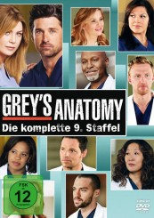Blu-ray Film Greys Anatomy – Staffel 9 (Disney) im Test, Bild 1