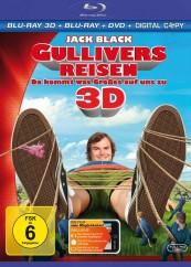 Blu-ray Film Gullivers Reisen  3D-Blu-ray (Fox) im Test, Bild 1