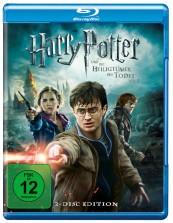 Blu-ray Film Harry Potter und die Heiligtümer des Todes Teil 2 (Warner) im Test, Bild 1