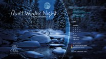 CD Hoff Ensemble - Quiet Winter Night (2L) im Test, Bild 1