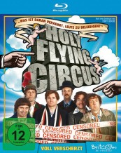 Blu-ray Film Holy Flying Circus – Voll verscherzt (Polyband) im Test, Bild 1