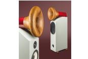 Lautsprecher Stereo Hornfabrik Eder Famulus II im Test, Bild 1