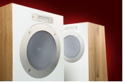 Lautsprecher Stereo Hornmanufaktur Marimba im Test, Bild 1