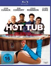 Blu-ray Film Hot Tub – Der Whirlpool … ist 'ne verdammte Zeitmaschine (Fox) im Test, Bild 1