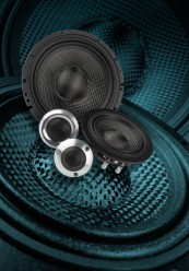 Car-HiFi-Lautsprecher 16cm Hybrid Audio L6SE Carbon/L1pro im Test, Bild 1