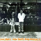 Schallplatte Ian Dury – New Boots and Panties (Demon Records) im Test, Bild 1