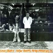 Schallplatte Ian Dury – New Boots and Panties (Demon Records) im Test, Bild 1