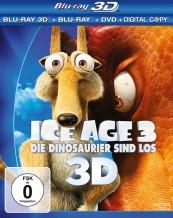 Blu-ray Film Ice Age 3 Die Dinosaurier sind los 3D (Fox) im Test, Bild 1