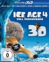 Blu-ray Film Ice Age 4 – Voll verschoben (Fox) im Test, Bild 1