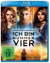 Blu-ray Film Ich bin Nummer vier (Fantasy) im Test, Bild 1