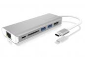 Zubehör Tablet und Smartphone Icybox IB-DK4034-CPD im Test, Bild 1