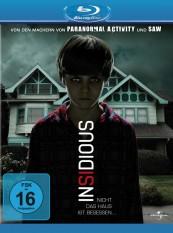 Blu-ray Film Insidious (Universal) im Test, Bild 1