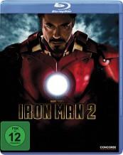 Blu-ray Film Iron Man 2 (Concorde) im Test, Bild 1