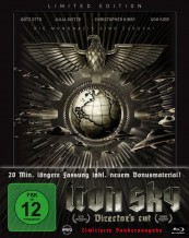 Blu-ray Film Iron Sky – Director's Cut (Splendid) im Test, Bild 1