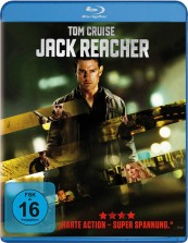 Blu-ray Film Jack Reacher (Paramount) im Test, Bild 1