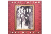Schallplatte James Cotton – Take Me Back (Blind Pig Records) im Test, Bild 1