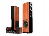 Lautsprecher Surround Jamo S608 HCS3 im Test, Bild 1