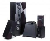 Lautsprecher Surround JBL Studio 1-Serie im Test, Bild 1