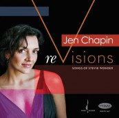 Download Jen Chapin  - ReVisions: Songs of Stevie Wonder (Chesky Records) im Test, Bild 1