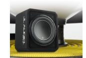 Car-Hifi Subwoofer Gehäuse JL Audio CS112G-W6v3 im Test, Bild 1