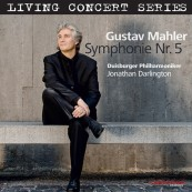 Download Jonathan Darlington / Duisburger Philharmoniker - Gustav Mahler: Symphonie Nr.5 (Acousense) im Test, Bild 1