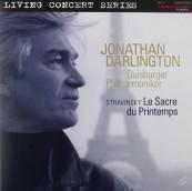 Schallplatte Jonathan Darlington - Le Sacre du Printemps, Bilder aus dem heidnischen Russland (Acousence) im Test, Bild 1