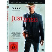 DVD Film Justified - Season 1 (Sony Pictures) im Test, Bild 1