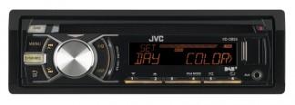 1-DIN-Autoradios JVC KD-DB53 im Test, Bild 1