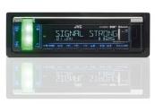 1-DIN-Autoradios JVC KD-DB98BT im Test, Bild 1