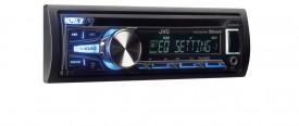 1-DIN-Autoradios JVC KD-R852BT im Test, Bild 1