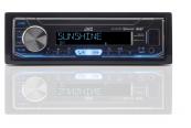 1-DIN-Autoradios JVC KD-X451BT im Test, Bild 1