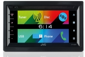 Moniceiver JVC KW-V320BT im Test, Bild 1
