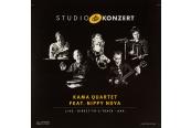 Schallplatte Ka Ma Quartet feat. Nippy Noya - Studio Konzert (Neuklang) im Test, Bild 1
