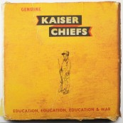 Schallplatte Kaiser Chiefs - Education, Education, Education & War (Genuine) im Test, Bild 1