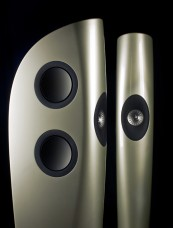 Lautsprecher Stereo KEF Blade im Test, Bild 1
