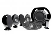 Lautsprecher Surround KEF KHT3005SE-W im Test, Bild 1