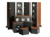 Lautsprecher Surround KEF Q900-Serie im Test, Bild 1