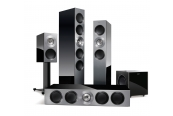 Lautsprecher Surround KEF Reference 5.1-Set im Test, Bild 1