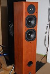 Lautsprecher Stereo Kelinac Electroacoustique KEL 311G im Test, Bild 1