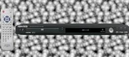 DVD-Player Kenwood DVF 5500B schwarz im Test, Bild 1