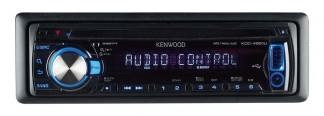 1-DIN-Autoradios Kenwood KDC-4551UB im Test, Bild 1