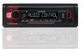 1-DIN-Autoradios Kenwood KDC-BT510U im Test, Bild 1