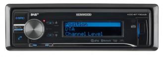 1-DIN-Autoradios Kenwood KDC-BT73DAB im Test, Bild 1