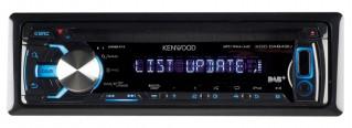 1-DIN-Autoradios Kenwood KDC-DAB43U im Test, Bild 1