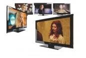 Fernseher: Kino im Wohnzimmer: 5 Flat-TVs von 50 – 52 Zoll, Bild 1